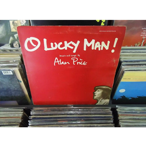 LP Alan Price - O Lucky Man! - The Original Soundtrack - Importado