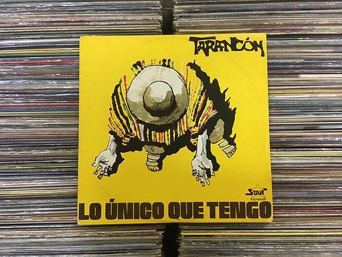 LP Tarancón - Lo Único Que Tengo