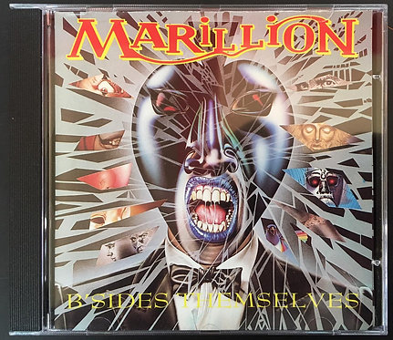 CD Marillion - B'sides Themselves - Importado