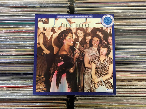 LP The 1950's - Jazz The Singers