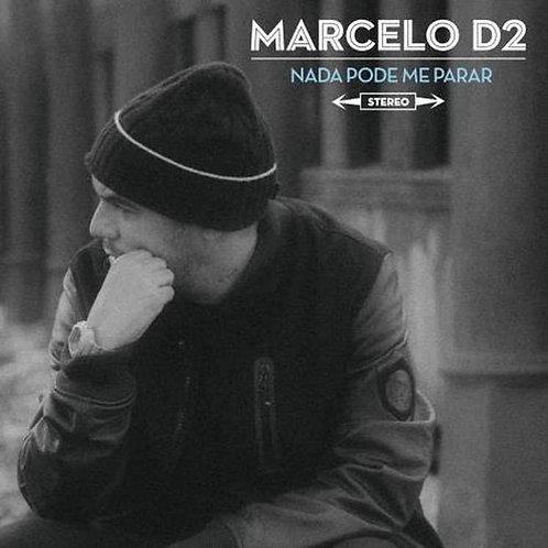 CD Marcelo D2 - Nada Pode Me Parar - Lacrado