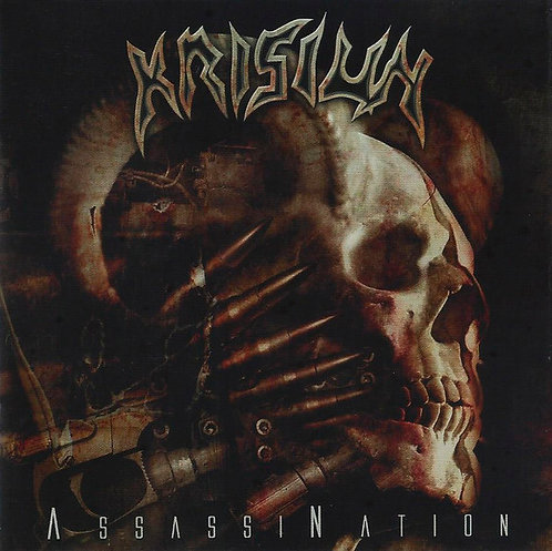 CD Krisiun - Assassination - +Bônus - Lacrado