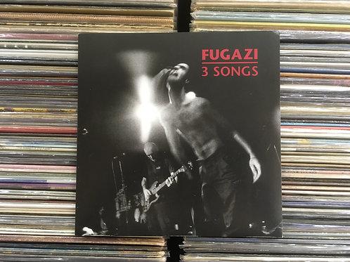 Compacto Fugazi - 3 Songs - Importado