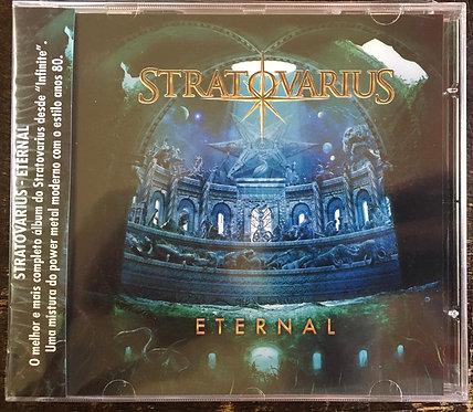 CD Stratovarius - Eternal - Lacrado - 2021