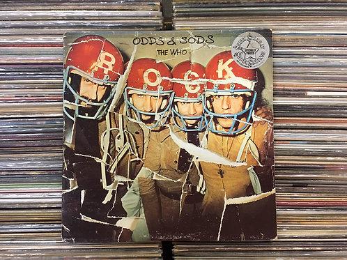 LP The Who - Odds & Sods - Importado
