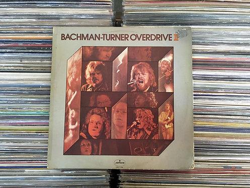 LP Bachman-Turner Overdrive - Bachman-Turner Overdrive II