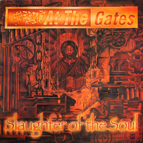 CD At The Gates - Slaughter Of The Soul - Importado - Lacrado