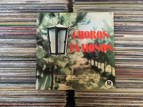 LP Choros Famosos - Saraiva, Juca, Canhoto, Luizinho