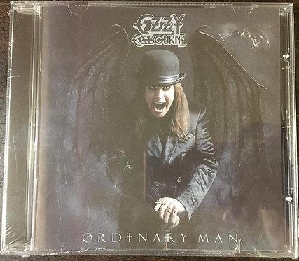 CD Ozzy Osbourne - Ordinary Man - Importado - Lacrado