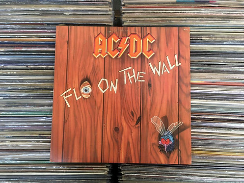 LP AC/DC - Fly On The Wall - Com Encarte