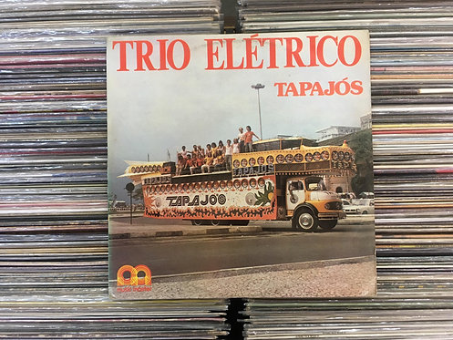 LP Trio Elétrico Tapajós - Trio Elétrico Tapajós 1979/1980