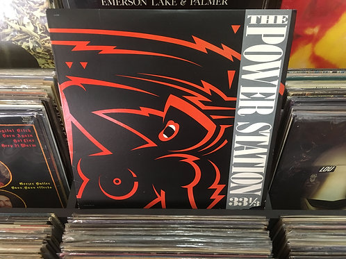LP The Power Station - The Power Station 33 ⅓ - Importado
