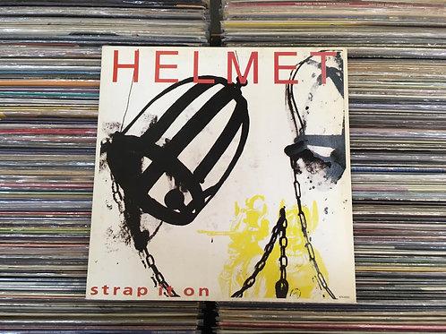 LP Helmet - Strap It On - Com Encarte