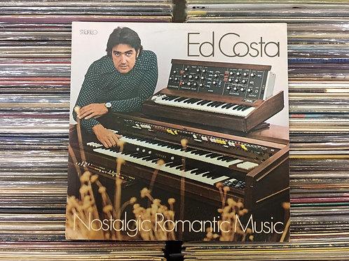 LP Ed Costa - Nostalgia Romantic Music