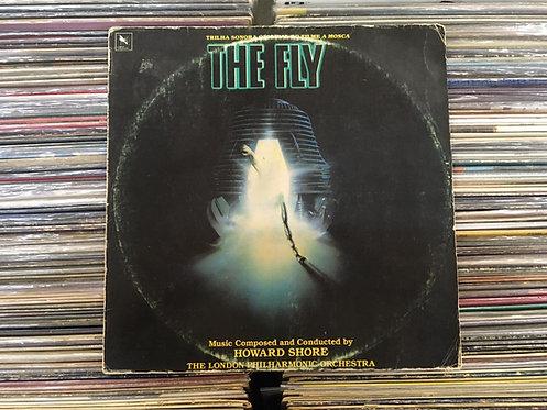 LP Howard Shore - The Fly (Trilha Sonora Original Do Filme A Mosca)