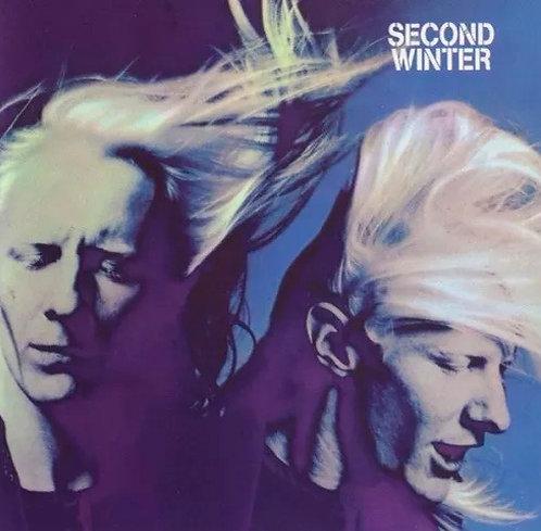 CD Johnny Winter - Second Winter - Importado - Lacrado