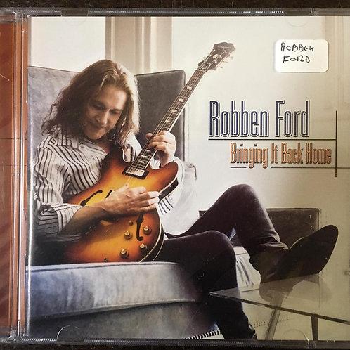 CD Robben Ford - Bringing It Back Home - Lacrado