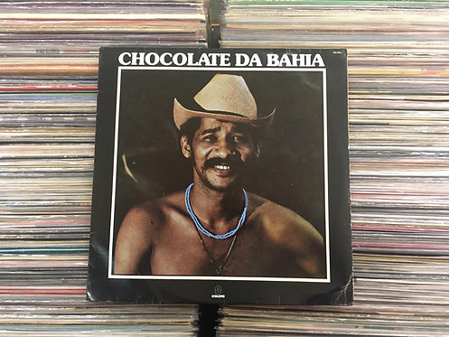 LP Chocolate Da Bahia - Chocolate Da Bahia 1988