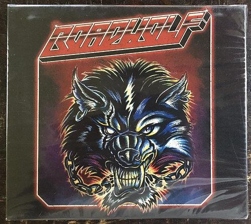 CD Roadwolf - Unchain The Wolf - Slipcase - Lacrado