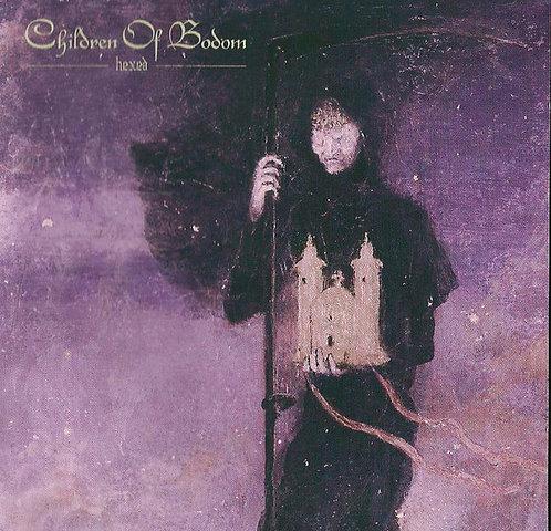 CD Children Of Bodom - Hexed - Lacrado