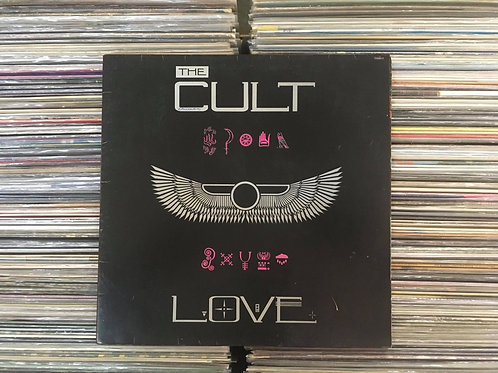 LP The Cult - Love - Capa Dupla