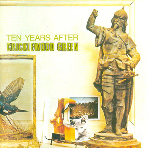 CD Ten Years After - Cricklewood Green - Importado - Lacrado
