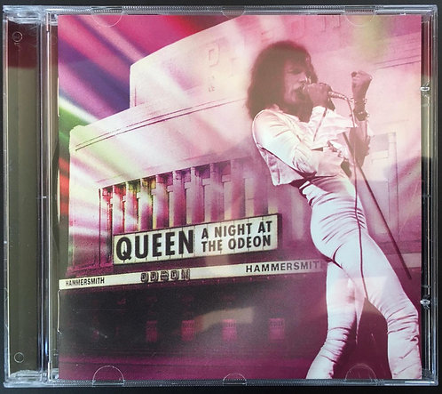 CD Queen - A Night At The Odeon - Live 1975