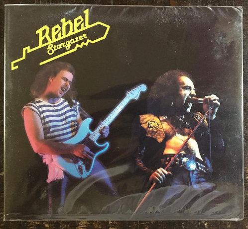 CD Rebel - Stargazer - Digipack - Lacrado