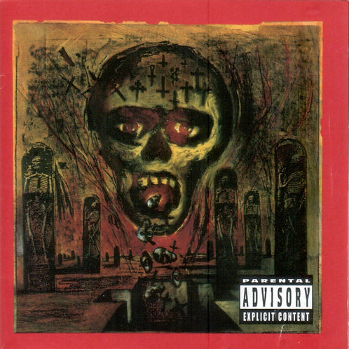 CD Slayer - Seasons In The Abyss - Lacrado