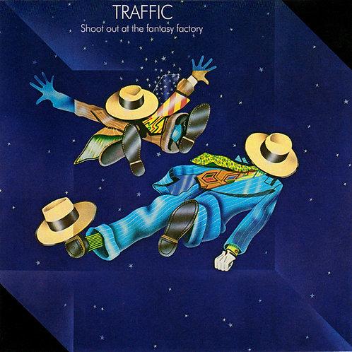 CD Traffic - Shoot Out At The Fantasy Factory - Importado (Seminovo)