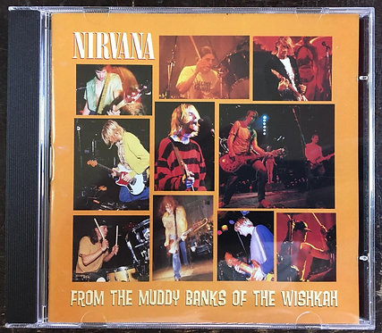 CD Nirvana - From The Muddy Banks Of The Wishkah