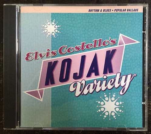 CD Elvis Costello - Elvis Costello's Kojak Variety - Importado