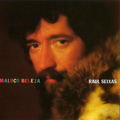CD Raul Seixas - Maluco Beleza - Lacrado