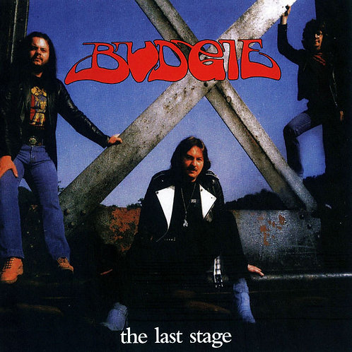 CD Budgie - The Last Stage - Importado (Usado)