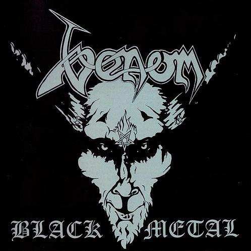 CD Venom - Black Metal - + Bônus Lacrado