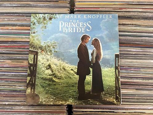 LP The Princess - Bride Mark Knopfler - Trilha Sonora