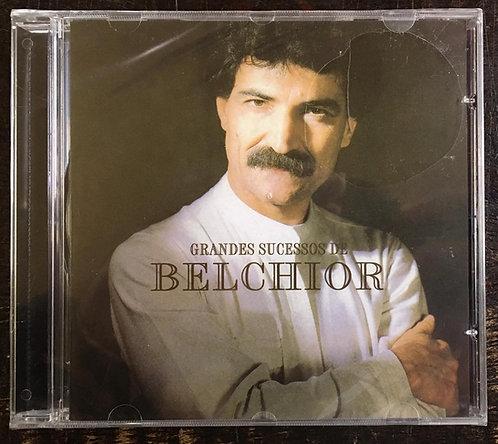 CD Belchior - Grandes Sucessos De Belchior - Lacrado