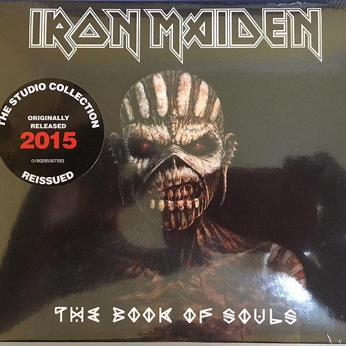 CD Iron Maiden - The Book Of Souls - Duplo - Lacrado