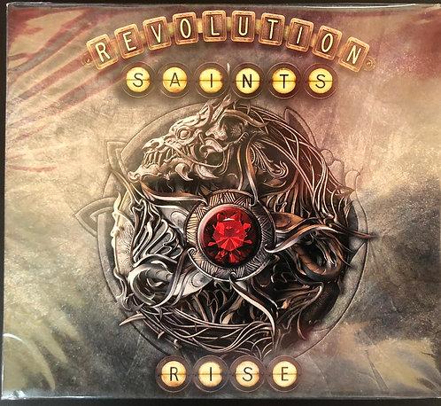 CD Revolution Saints - Rise - Slipcase - Lacrado