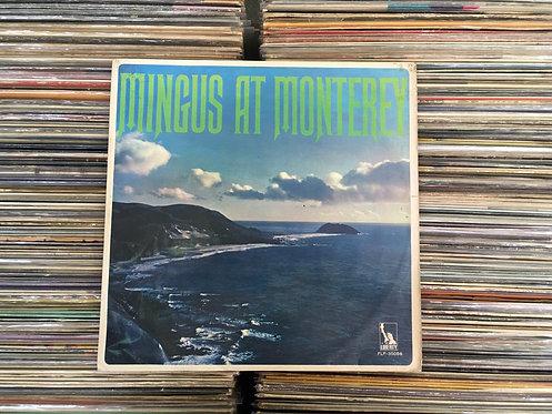 LP Charles Mingus - Mingus At Monterey