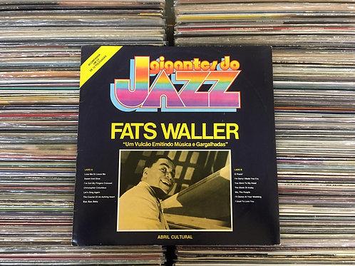 LP Fats Waller - Um Vulcão Emitindo Música E Gargalhadas