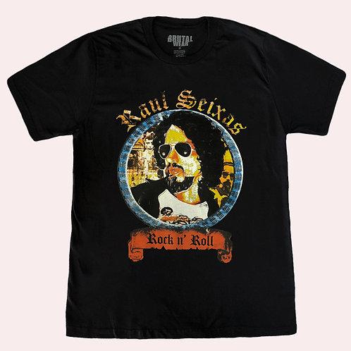 Camiseta Raul Seixas - Rock N' Roll - Brutal