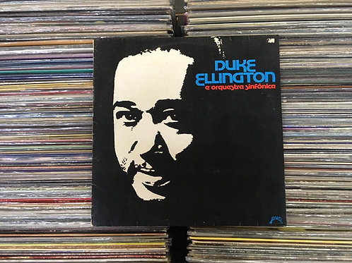 LP Duke Ellington E Orquestra Sinfônica