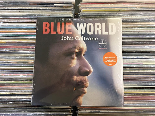 LP John Coltrane - Blue World - 2019 / Importado