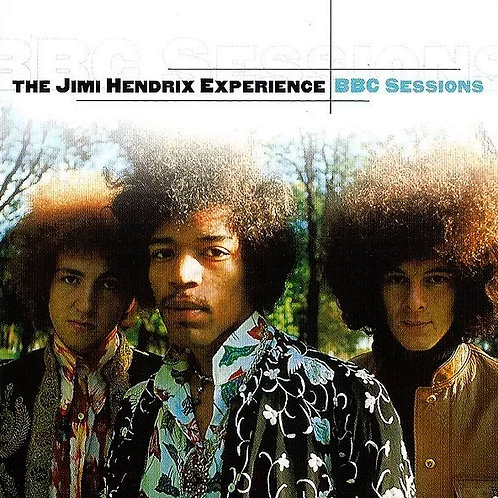 CD The Jimi Hendrix Experience - BBC Sessions - Importado - Lacrado