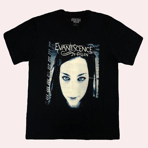 Camiseta Evanescence - Fallen - Brutal