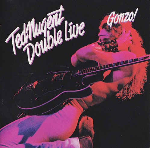 CD Ted Nugent - Double Live Gonzo - Duplo - Importado (Usado)