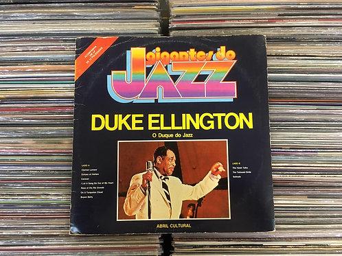 LP Duke Ellington - O Duque Do Jazz - Gigantes Do Jazz