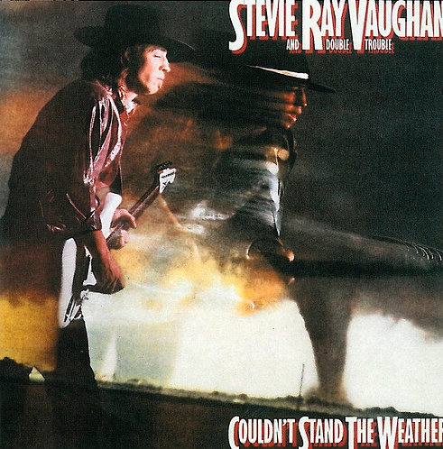 CD Stevie Ray Vaughan & Double Trouble - Couldn't Stand The Weather - +Bônus