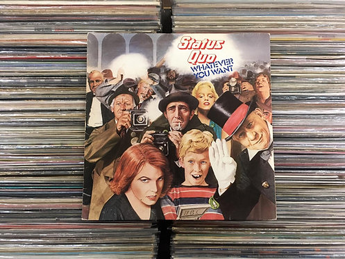 LP Status Quo - Whatever You Want